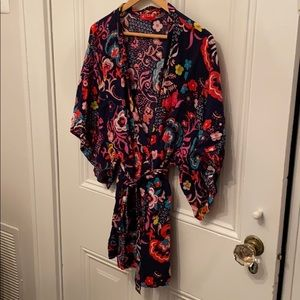 Pretty women's robe